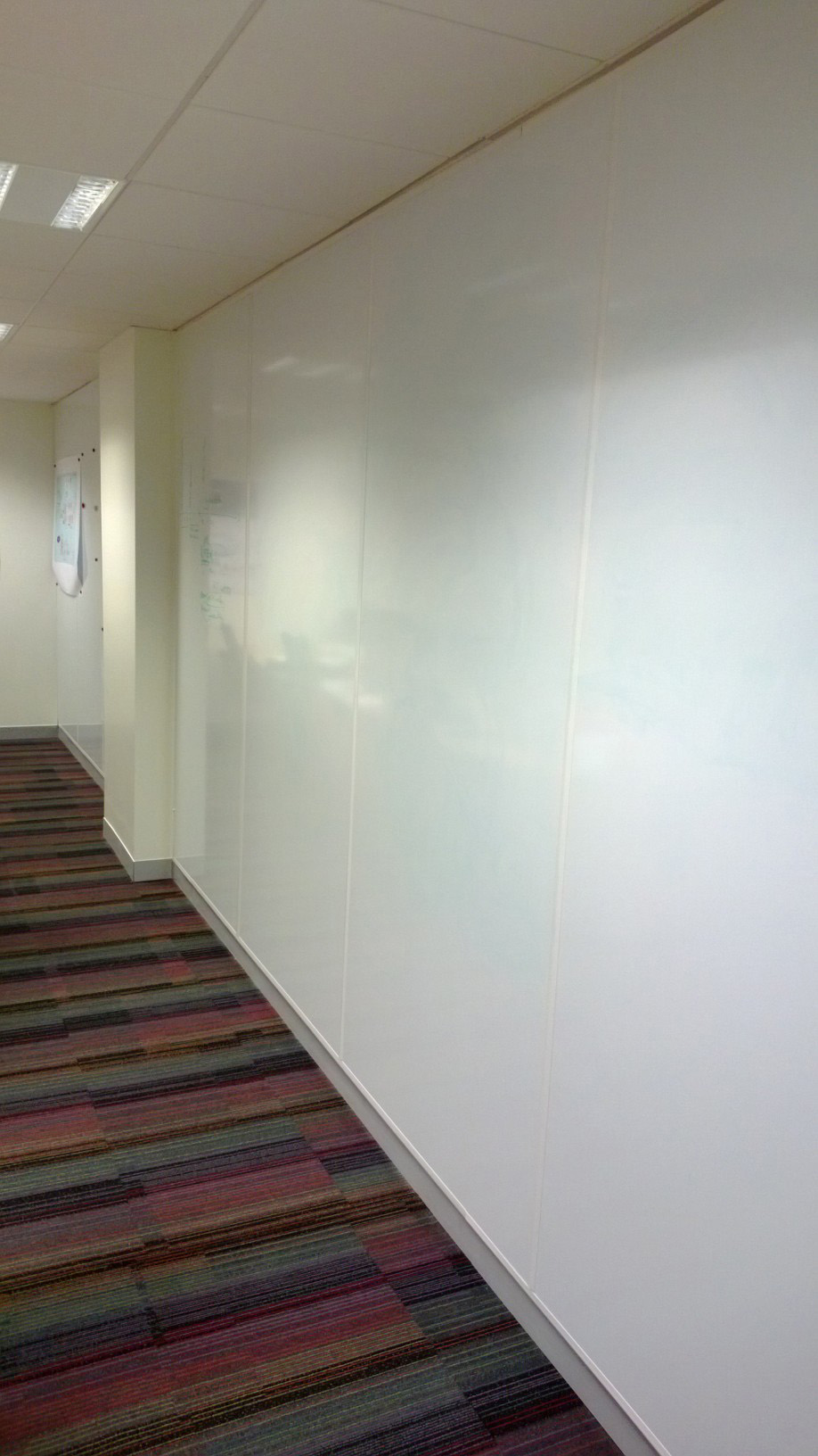 Office Decoration Paintings And Whiteboard Walls In Sussex